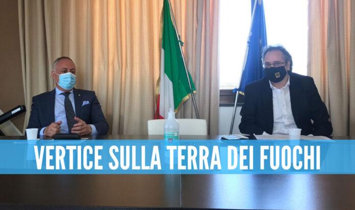 Giugliano Filippo Romano Nicola Pirozzi