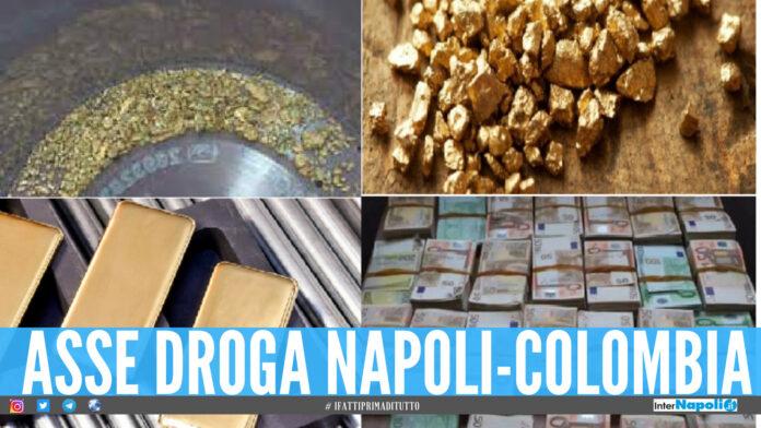 Forni d'oro e soldi per i narcos colombiani e napoletani: assolto noto imprenditore