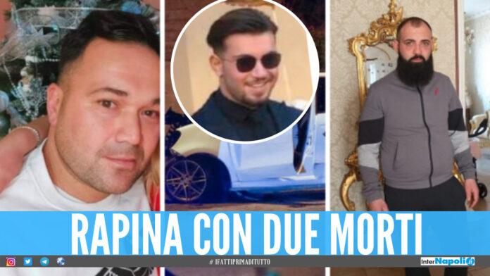 Rapina con due morti a Marano