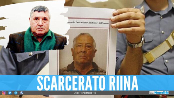 Scarcerato Gaetano Riina, fratello di Totò
