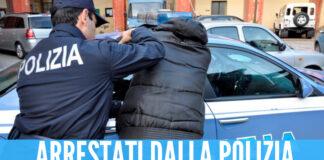 Arrestati dalla polizia