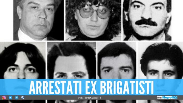 Arrestati a Parigi 7 ex brigatisti, altri tre sono in fuga e ricercati
