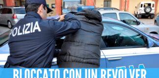Terrore ad Afragola, uomo armato di pistola in strada: fermato