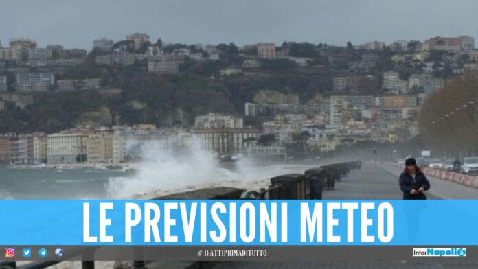 La Campania accoglie l'autunno, nel weekend arrivano le prime piogge: le previsioni
