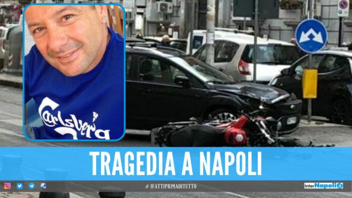 Giovanni non ce l'ha fatta, morto uno dei poliziotti feriti durante un inseguimento a Napoli