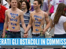 legge Zan Senato Omofobia