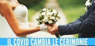 matrimoni cambi covid riaperture