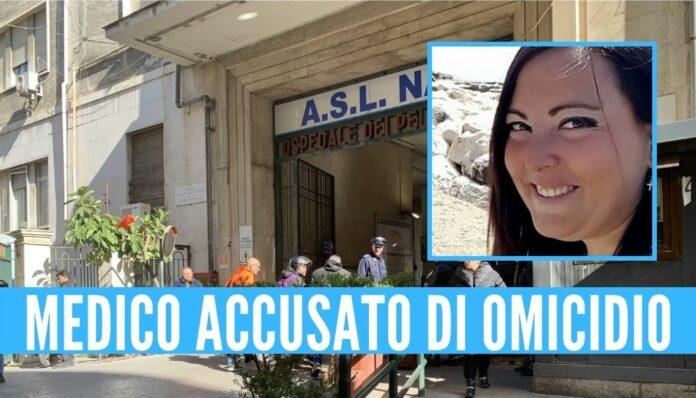 Anna Siena, dottoressa accusata di omicidio colposo