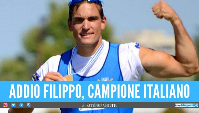 Morto Filippo Mondelli, il campione del mondo di canottaggio aveva 26 anni