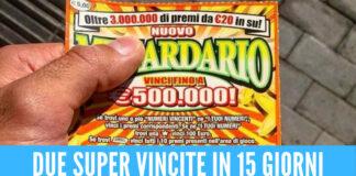 Due 'Gratta & Vinci' da 3 mln di euro in 15 giorni, la Procura blocca il premio: aperta un'inchiesta