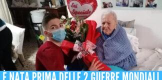 nonna d'Italia Maria Marietta Oliva