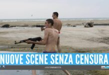 nuove scene senza censura gomorra new edition
