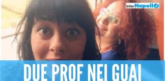 Cristina Morone e Concetta Orabona