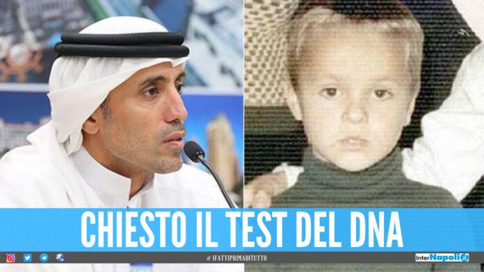 sceicco Mohammed Al Habtoor Mauro Romano