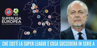 super league napoli inter milan cos'è