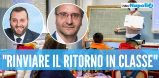 La richiesta al sindaco Pirozzi