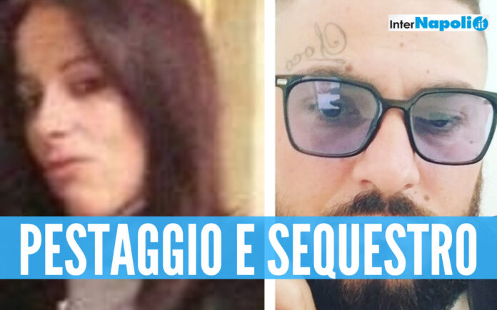 Salvatore Esposito e Daniela Cortopasso