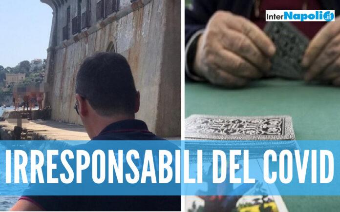 Operazione della polizia a Napoli