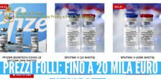 vaccini pfizer astrazeneca moderna