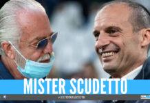 Allegri nuovo allenatore Napoli