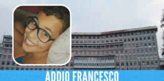 Mal di testa improvviso, poi la terribile tragedia: Francesco muore a 10 anni