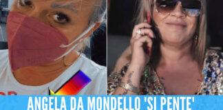 """Angela da Mondello si è vaccinata, è diventata famosa per la frase """"Non ce n'è Covid"""""""