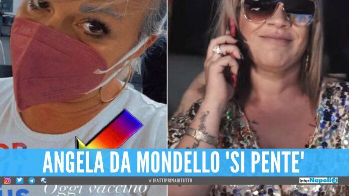 Angela da Mondello si è vaccinata, è diventata famosa per la frase