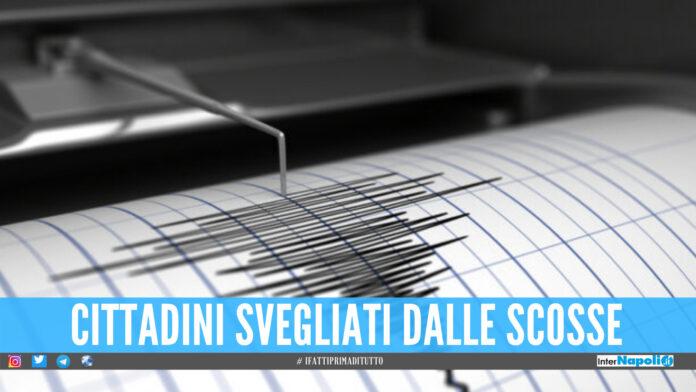 L'Italia trema ancora, scossa di terremoto di magnitudo 3.3 nel Centro