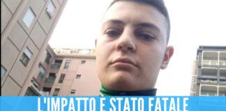 Rubano auto e scappano dalla polizia, Paolo morto a 18 anni dopo il tragico schianto