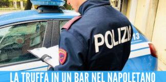 """Si fingono poliziotti per rubare 40 euro, scoperta la truffa: """"Dobbiamo controllare il vostro bar"""""""
