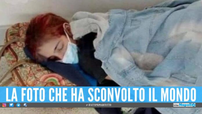 Aspetta per ore il ricovero per Covid, Lara muore a 22 anni nel corridoio dell'ospedale