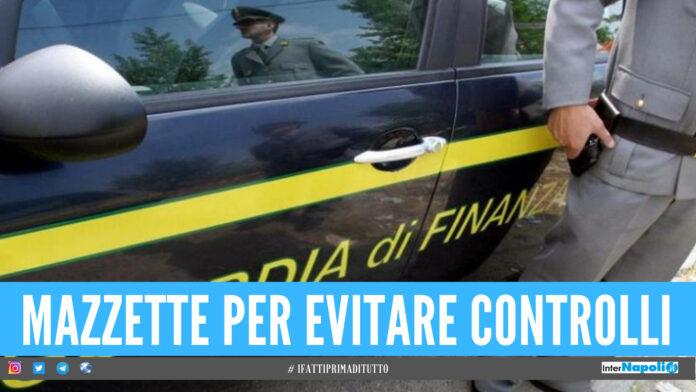 Finanziere arrestato a Napoli