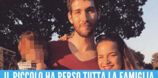 Funivia caduta, il dramma del piccolo Eithan: ha perso mamma, papà e fratellino di 2 anni
