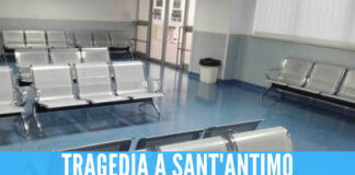 Tragedia a Sant'Antimo