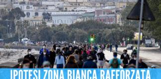 Ipotesi Zona bianca rafforzata: la proposta dalle regioni
