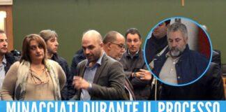 Saviano e Capacchione minacciati durante il processo, Bidognetti e avvocato condannati