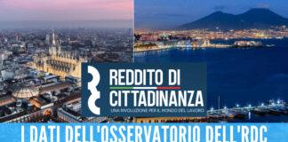 Reddito di Cittadinanza, i numeri in Campania superano quelli dell'intero Nord