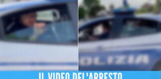 Riprende l'arresto del marito e lo pubblica su TikTok, il video a Napoli diventa virale
