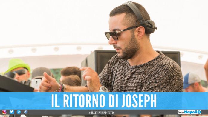 Joseph Capriati torna in concerto, mega show alla Reggia di Caserta a fine maggio