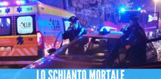 Qualiano piange Salvatore, il 56enne morto sulla Domitiana allo svincolo per Giugliano