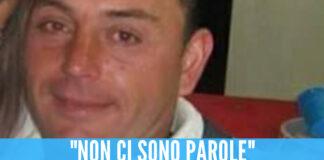 """Giorno di dolore per Mugnano, Luigi muore a 42 anni: """"Sarai sempre con noi"""""""