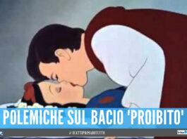 Il bacio del principe a Biancaneve diventa un caso: «Non è consensuale»
