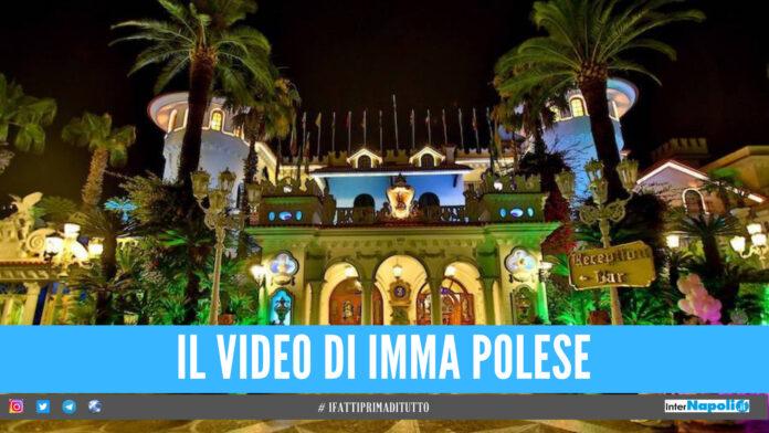 Chiuso il 'Castello delle cerimonie', Imma Polese: