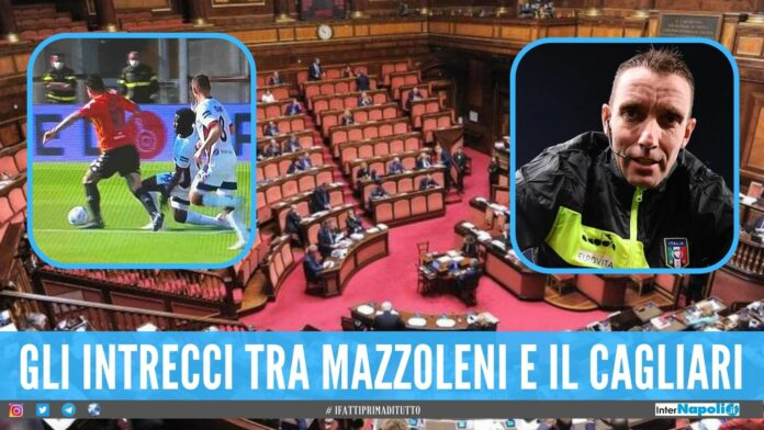 Benevento-Cagliari arriva in Parlamento