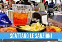 Drink e balli senza mascherina, sgomberato lido a Pozzuoli: c'erano 150 persone