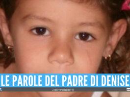 """""""Mangeremo un gelato insieme"""", il messaggio del padre di Denise Pipitone a Quarto Grado"""