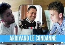 Omicidio Mario Cerciello Rega, ergastolo ai due americani: la vedova del carabiniere in lacrime