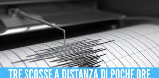 L'Italia trema ancora, scossa di terremoto di magnitudo 4 nel Centro