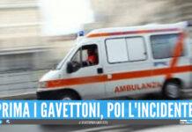 Marcianise piange Riccardo, morto a 18 anni per un incidente alla festa di nozze: era il testimone