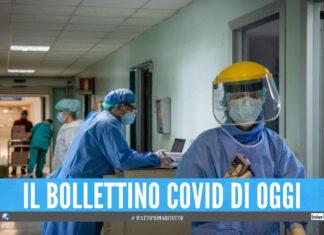Covid in Campania, l'ultimo bollettino fa vedere la luce: calano positivi e indice di contagio